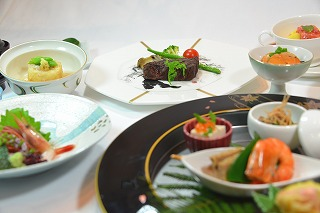 「さなだ庵」冬のとっておき和食コースのご案内